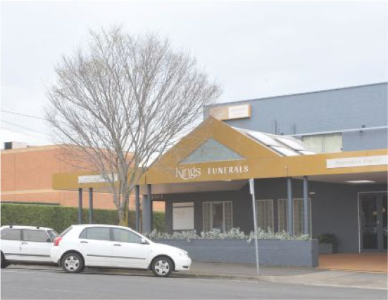 Kings Funerals | Your local family owned funeral home | Geelong
